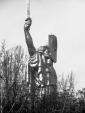 2007 Ukraine Kiev statue mere patrie
