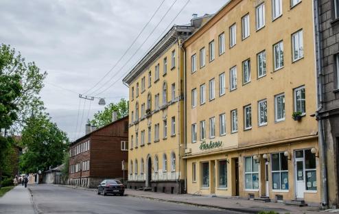 Estonie Tallinn banlieue ouest