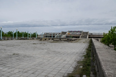 Estonie Tallinn Linahall