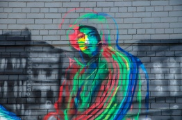 Irlande Dublin - Street art