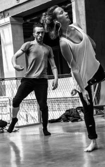 Les danseurs contemporains