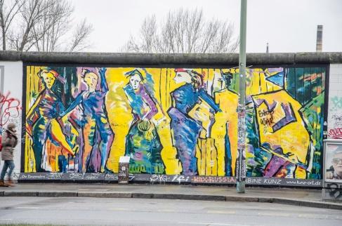 Mur Street art 4