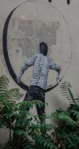 Paris - Street art Canal de l'Ourcq