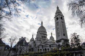 Paris 18° Basilique Sacre coeur 2