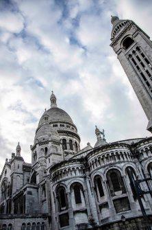 Paris 18° Basilique Sacre coeur