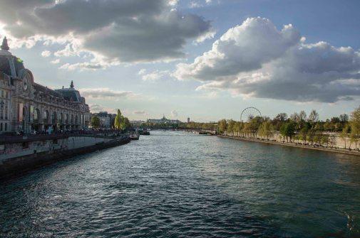 Paris 6° Musée Orsay et Grand Palais