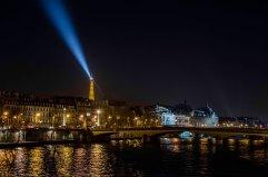 Paris Tour Eiffel et Seine
