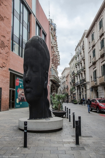 20171226 Barcelone Jaume Plensa
