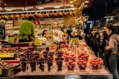 20171226 Barcelone marché Boqueria