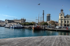 20171226 Barcelone port 2