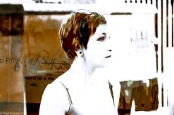 Les danseuses - La femme en rouge